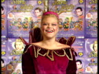 Jade Goody appears in pantomime Gravesend Woodville Halls Theatre Jade Goody photocall in Snow Whte pantomime costume
