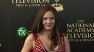Jade Harlow at the 2014 Daytime Emmy Awards at The Beverly Hilton Hotel on June 22 2014 in Beverly Hills California