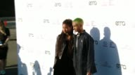 Jaden Smith and Willow Smith 27th Annual Environmental Media Association Awards at Barker Hangar on September 23 2017 in Santa Monica California