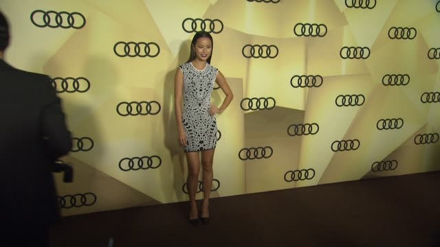 Jaime Chung at Audi Kicks Off Golden Globes Week 2013 on 1/6/13 in Los Angeles CA