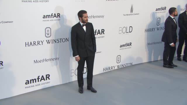 Jake Gyllenhaal amfAR 22nd Cinema Against AIDS Gala Presented By Bold Films And Harry Winston at Hotel du CapEdenRoc on May 21 2015 in Cap d'Antibes...