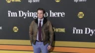 Jake Lacy at the Premiere Of Showtime's 'I'm Dying Up Here' Arrivals on May 31 2017 in Los Angeles California
