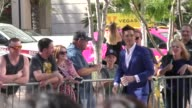 Jake Owen arriving to the 52nd Academy Of Country Music Awards in Celebrity Sightings in Las Vegas