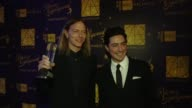 James Chinlund and Ben Feldman at 21st Annual Art Directors Guild Excellence In Production Design Awards at The Ray Dolby Ballroom at Hollywood...