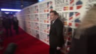 James Corden at the Brit Awards 2012 Red Carpet at the O2 Arena London UK on February 21 2012