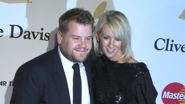 James Corden at the PreGrammy Gala And Salute To Industry Icons Honoring Martin Bandier at The Beverly Hilton Hotel on February 07 2015 in Beverly...