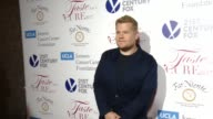 "James Corden at UCLA Jonsson Cancer Center Foundation Hosts 22nd Annual ""Taste for a Cure"" Event Honoring Yael and Scooter Braun in Los Angeles CA"