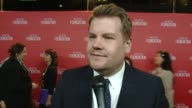 INTERVIEW James Corden on the event at SAG Foundation 30th Anniversary Celebration at Wallis Annenberg Center for the Performing Arts on November 05...