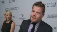 INTERVIEW James Corden on the event at Sean Parker And The Parker Foundation Celebrate The Launch Of The Parker Institute For Cancer Immunotherapy on...
