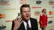 INTERVIEW James Corden on why it was important for him to support Hollywood Stands Up To Cancer what people can expect from this event and why he has...