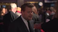 INTERVIEW James Cordon on Hollywood and what he at Odeon West End on October 17 2013 in London England