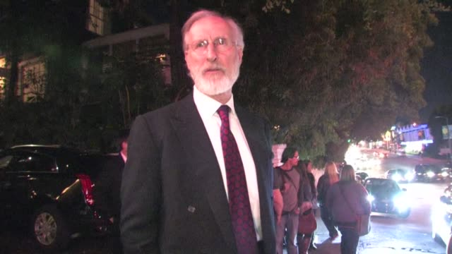 James Cromwell at Chateau Marmont in West Hollywood 01/29/12 in Celebrity Sightings in Los Angeles