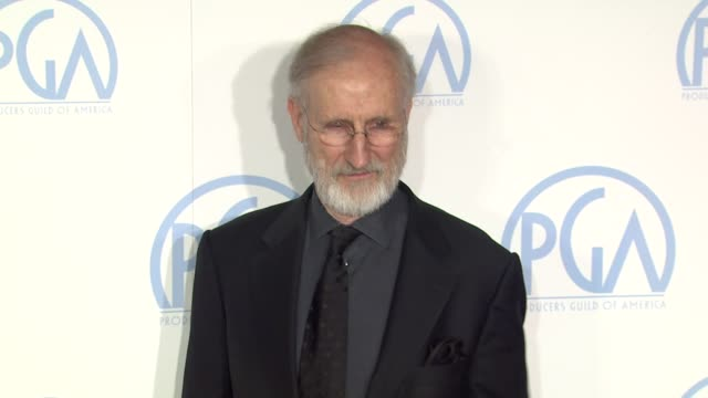 James Cromwell at the 23rd Annual Producers Guild Awards on 1/21/12 in Beverly Hills CA