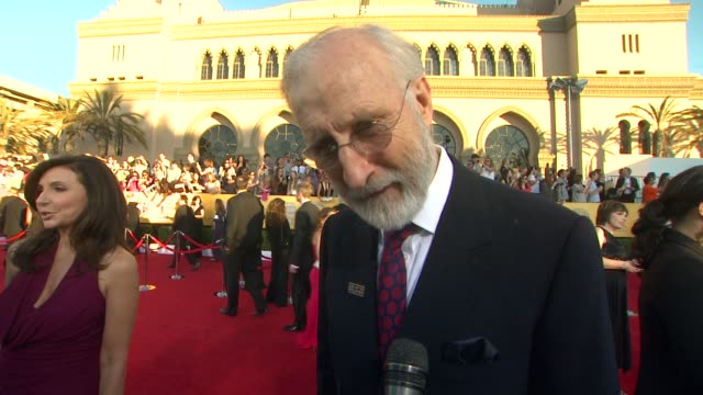 James Cromwell on the event The Artist and Oscar predictions at 18th Annual Screen Actors Guild Awards Arrivals on 1/29/12 in Los Angeles CA