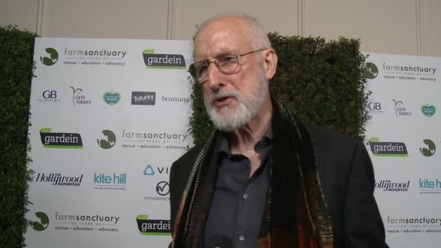 INTERVIEW James Cromwell on why Farm Sanctuary is such an important organization On the work that needs to be done at Farm Sanctuary's 30th...