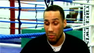 James DeGale interview James DeGale interview SOT I've boxed in Olympic final in front of 11 000 people obviously everything is different...