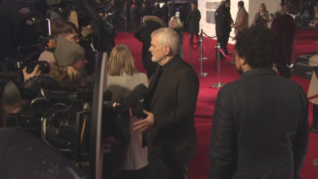 James Foley at 'Fifty Shades Darker' UK Premiere at Odeon Leicester Square on February 9 2017 in London England