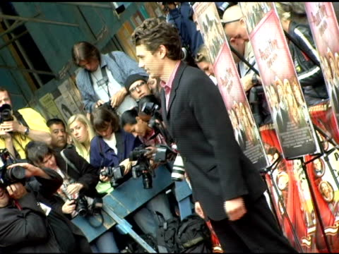 James Franco at the 'A Prairie Home Companion' New York Premiere at the DGA Theater in New York New York on June 4 2006
