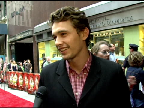 James Franco on looking forward to the film being a huge Altman fan working on 'Spiderman' and his next project at the 'A Prairie Home Companion' New...