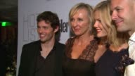 James Marsden and Brooklyn Decker at the Conde Nast Traveler Hot List Party at West Hollywood CA