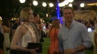 James Marsden and Evan Rachel Wood at The Taste of Chocolate event 2014 Maui Film Festival At Wailea Day 3 on June 06 2014 in Wailea Hawaii