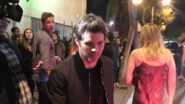 INTERVIEW James Marsden on Brett Ratner at Delilah in West Hollywood at Celebrity Sightings in Los Angeles on November 10 2017 in Los Angeles...