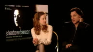 James Marsh on Andrea Riseborough casting her at Shadow Dancer interviews 62nd Berlin International Film Festival 2012 at Ritz Carlton on February 12...
