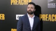 James Martinez at the Premiere Of AMC's 'Preacher' Season 2 on June 20 2017 in Los Angeles California