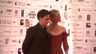 James McAvoy and AnneMarie Duff at the British Independent Film Awards at London