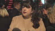 INTERVIEW E L James on the film how her vision has come to life filming back to back at 'Fifty Shades Darker' UK Premiere at Odeon Leicester Square...