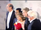 James Taylor Katie Couric Elmo John Legend Ann Curry and Michael McDonald at the 'Hollywood Meets Motown' Benefit for National Colorectal Cancer...