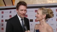 INTERVIEW James Tupper Anne Heche on why they're longtime supporters of this event if it's a date night of sorts how they prepared for their...