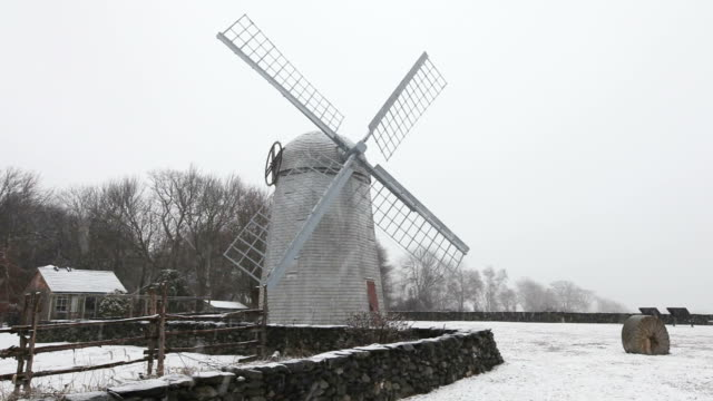 Jamestown Windmill