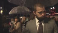 INTERVIEW Jamie Dornan on the film getting fit for the film the most romantic thing he's ever done 'Fifty Shades Darker' UK Premiere at Odeon...