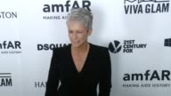 Jamie Lee Curtis at amfAR's Inspiration Gala Los Angeles 2015 in Los Angeles CA