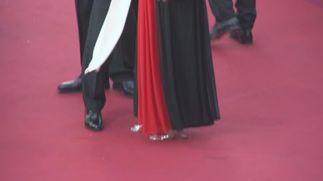 Jane Campion David Lynch Isabelle Huppert Pedro Almodovar George Miller Catherine Deneuve Roman Polanski at Cannes Film Festival 70th Celebration Red...