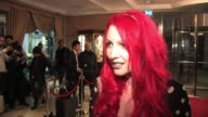 Jane Goldman on the awards on success of KickAss on the XMen First Class movie INTERVIEW Jane Goldman at Hilton Park Lane on December 03 2010 in...