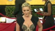 Jane Krakowski at 18th Annual Screen Actors Guild Awards Arrivals on 1/29/12 in Los Angeles CA