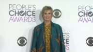 Jane Lynch at the People's Choice Awards 2016 at Nokia Plaza LA LIVE on January 6 2016 in Los Angeles California