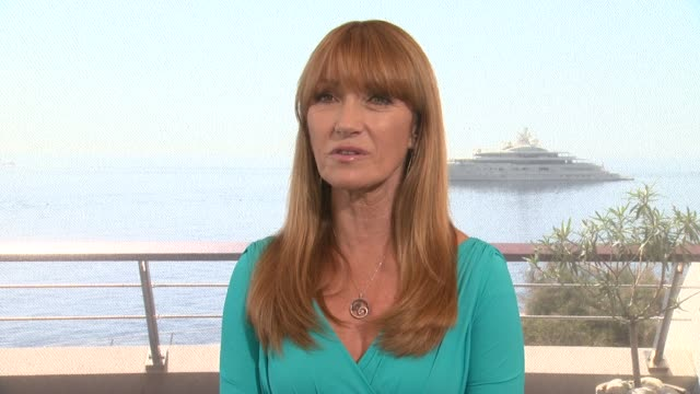 INTERVIEW Jane Seymour on staying authentic being the best you can be at 54th MonteCarlo Television Festival Day 3 on June 09 2014 in MonteCarlo...