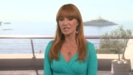 INTERVIEW Jane Seymour on the upcoming documentary on Glen Campbell at 54th MonteCarlo Television Festival Day 3 on June 09 2014 in MonteCarlo Monaco