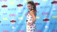 Janel Parrish at 2013 Teen Choice Awards Press Room on 8/11/2013 in Universal City CA