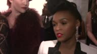 Janelle Monae on the AIDS epidemic at amfAR New York Gala To Kick Off Fall 2012 Fashion Week on in New York