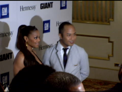Janet Jackson at the Jamie Foxx Oscar Celebration for Jennifer Hudson at the Beverly Wilshire Hotel in Beverly Hills California on February 21 2007