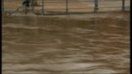 January 2008 Flooded river Aire