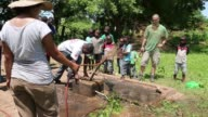 January 2015 saw a three day period of excessive rain which brought unprecedented floods to the small poor African country of Malawi. It displaced nearly quarter of a million people, devastated 64,000 hectares of land, and killed several hundred people. Th