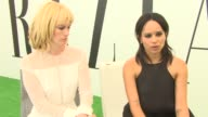 INTERVIEW January Jones Zoe Kravitz on the impact of killing the importance of having a female perspective in the film at 'Good Kill' Interviews 71st...