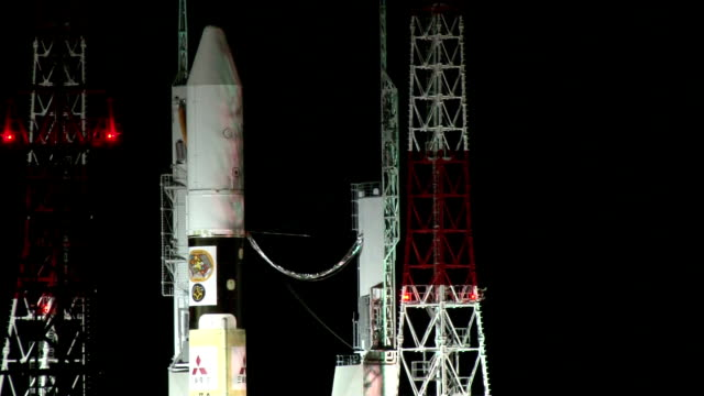 Japan Aerospace Exploration Agency said early Wednesday it moved the H2A rocket carrying Japan's new asteroid explorer Hayabusa2 to the launch pad on...