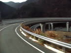 Japan Spiral Road