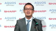 Japanese electronics company has launched a new mobile phone lineup that talks with the user Osakabased Sharp Corp said the newly introduced smart...